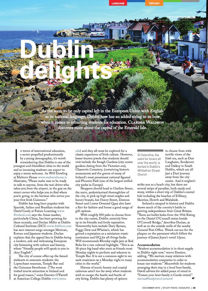 Study Travel Magazine